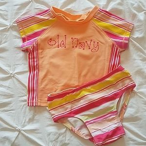 Old Navy Swim Set